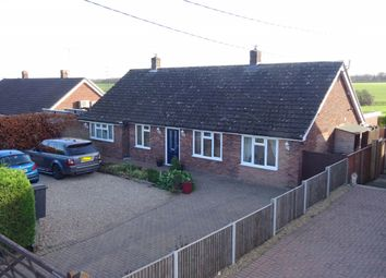 Thumbnail 4 bed detached bungalow for sale in Barking, Ipswich