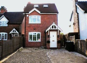 Thumbnail 4 bed detached house for sale in Attleboro Lane, Water Orton, Warwickshire