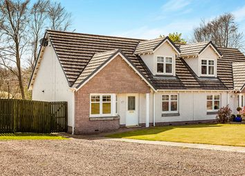 Thumbnail 4 bed semi-detached house for sale in Harley Place, Brechin
