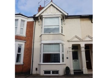 Thumbnail 3 bed terraced house for sale in Cedar Road, Northampton