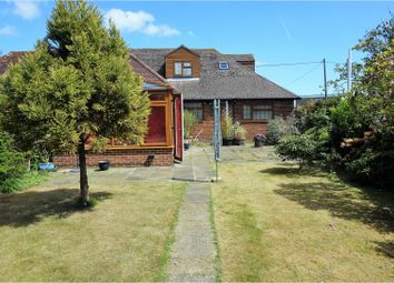 Thumbnail 3 bed bungalow for sale in Avondale Road, Folkestone