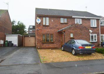 Thumbnail 3 bed semi-detached house for sale in Parkwall Crescent, Barrs Court, Bristol
