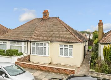 Thumbnail 2 bed semi-detached bungalow for sale in Blanmerle Road, New Eltham, London