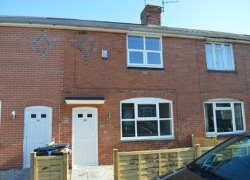 Thumbnail 2 bed terraced house for sale in Southville, Yeovil