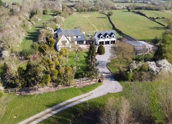 Corse Lawn, Worcestershire/Gloucestershire Borders GL19. 6 bed detached house for sale