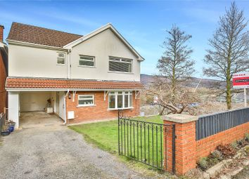 Thumbnail 4 bed detached house for sale in Maesyffynon Grove, Aberdare, Rhondda Cynon Taff
