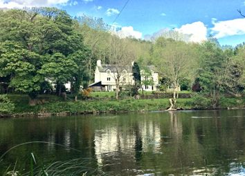 Thumbnail 7 bed country house for sale in Aberedw, Builth Wells