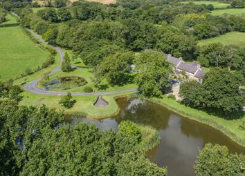 Thumbnail 8 bed detached house for sale in Llanboidy, Whitland