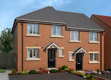 "Thumbnail 3 bedroom property for sale in ""The Clarendon At Thornvale"" at South View, Spennymoor"