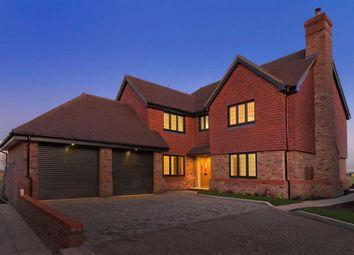 Thumbnail 5 bed detached house for sale in The Goudhurst, High Oaks, Newington, Kent