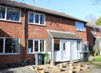 Thumbnail 2 bed terraced house for sale in Harewood Close, Boyatt Wood, Eastleigh