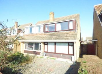 Thumbnail 3 bed semi-detached house for sale in Weavers Way, Ashford, Kent, England