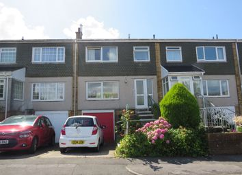 Thumbnail 3 bed town house for sale in Uppercliff Drive, Penarth