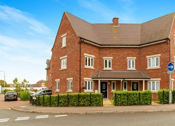 Thumbnail 4 bed semi-detached house for sale in Rochester Way, Shortstown, Bedford