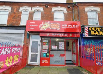 Thumbnail Restaurant/cafe for sale in Yardley Road, Birmingham