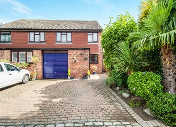 Thumbnail 3 bed semi-detached house for sale in Hawden Close, Hildenborough, Tonbridge