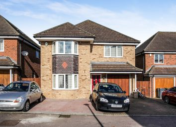 Thumbnail 5 bedroom detached house for sale in St. Andrews Grove, Luton