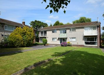 Thumbnail 2 bed flat for sale in Clos Hendre, Rhiwbina, Cardiff.