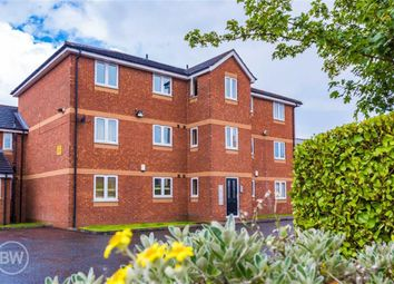 Thumbnail 1 bedroom flat for sale in Padiham Close, Leigh, Lancashire