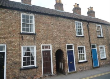 Thumbnail 2 bed terraced house to rent in Bondgate, Ripon