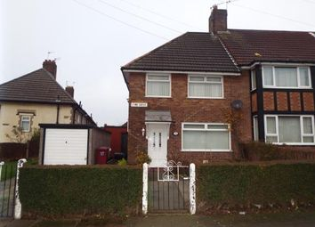 Thumbnail 3 bed terraced house for sale in Lyme Grove, Liverpool, Merseyside, United Kingdom