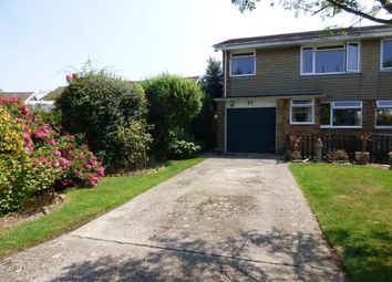 Thumbnail 3 bed semi-detached house for sale in Saltmarsh Lane, Hayling Island