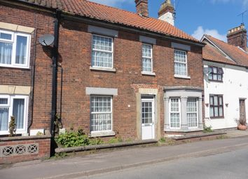 Thumbnail 2 bed terraced house for sale in Dereham Road, Hempton