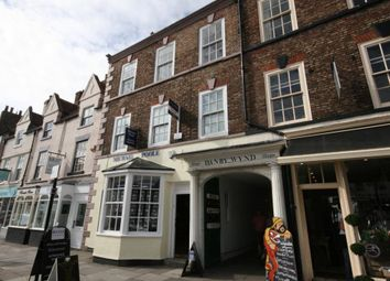 Thumbnail 2 bed flat to rent in High Street, Yarm