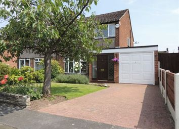 Thumbnail 3 bed semi-detached house for sale in Birch Tree Avenue, Hazel Grove, Stockport