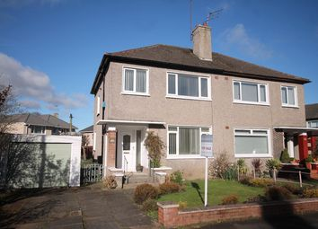 Thumbnail 3 bed semi-detached house for sale in Hume Drive, Uddingston, Glasgow