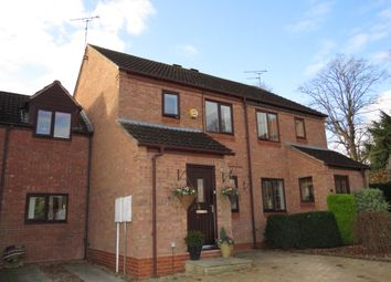 Thumbnail 3 bed semi-detached house for sale in St. Wulstan Way, Southam