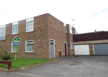 Thumbnail 3 bed flat for sale in High Street, Langley, Slough