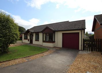 Thumbnail 2 bed property for sale in Beacons Park, Brecon