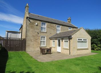 Thumbnail 4 bed detached house for sale in Ulgham, Morpeth