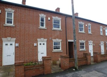 Thumbnail 3 bed terraced house for sale in London Road, Oadby, Leicester