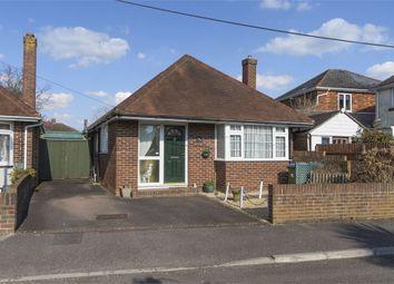 Thumbnail 2 bed detached bungalow for sale in Pycroft Close, Sholing, Southampton, Hampshire