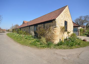 Thumbnail 2 bed barn conversion for sale in School Lane, South Carlton, Lincoln