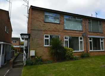 Thumbnail 2 bed maisonette to rent in Conifer Rise, Abington, Northampton