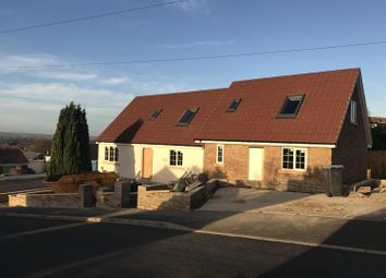 Thumbnail 2 bed semi-detached bungalow for sale in Studland Park, Westbury, Wiltshire