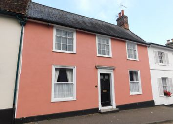 Thumbnail 4 bed terraced house for sale in Crowe Street, Stowmarket