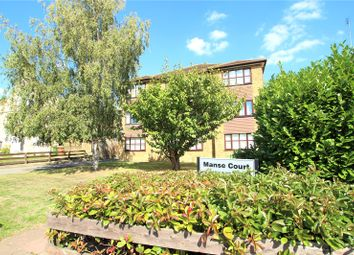 Thumbnail 1 bed flat for sale in Manse Court, Sidcup Hill, Sidcup, Kent