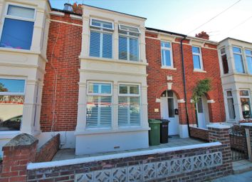 Kensington Road, Portsmouth PO2. 3 bed terraced house for sale