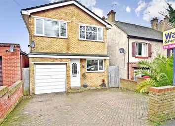 Thumbnail 3 bed detached house for sale in Hoath Lane, Wigmore, Gillingham, Kent