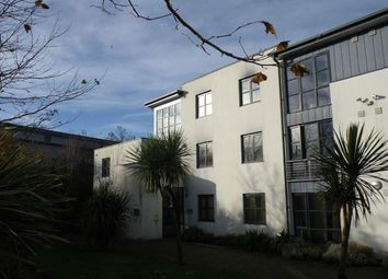 Thumbnail 1 bed flat to rent in Sandy Hill, St Austell, Cornwall