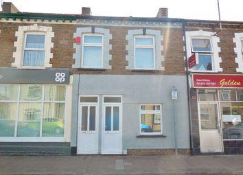 Thumbnail 2 bed flat for sale in Carlisle Street, Splott, Cardiff