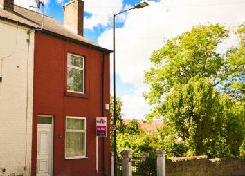 Thumbnail 2 bed end terrace house for sale in Stadbroke Road, Woodhouse, Sheffield