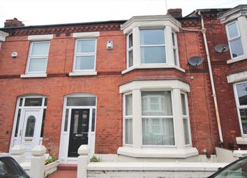 Thumbnail 4 bed terraced house to rent in Brabant Road, Aigburth, Liverpool, Merseyside