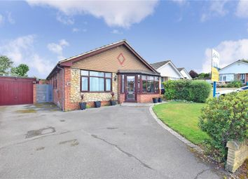 Thumbnail 3 bed detached bungalow for sale in Gainsborough Drive, Herne Bay, Kent