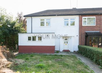 Thumbnail 3 bed semi-detached house for sale in Eatons Mead, Chingford, London