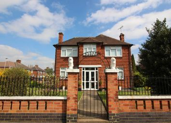 Thumbnail 4 bed detached house for sale in Abbots Road South, Leicester